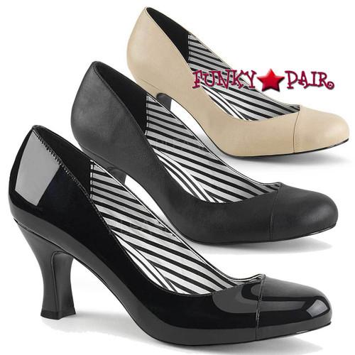 cb69656babbe Pleaser Pink Label Shoes designed for transgender women