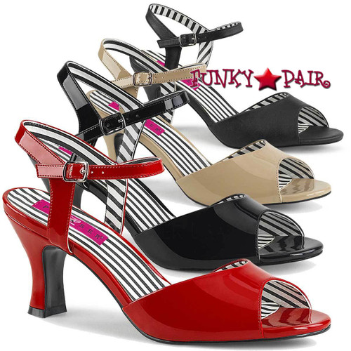 2c50f58139b6 WIDE WIDTH DRESS SHOES - Large Size Women Shoes - Wide Wide High Heels