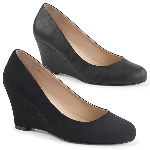 d7fc1399695 WIDE WIDTH DRESS SHOES - Large Size Women Shoes - Wide Wide High Heels