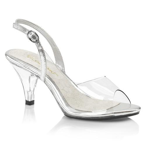Bella-350, 3 Inch Heel Slingback Sandal