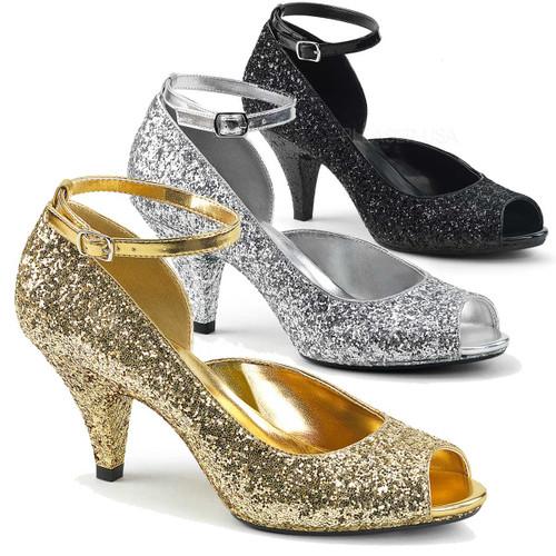 c4b3d41d2b57 Sandals - Clear Slide - Pumps - Drag Queen Shoes
