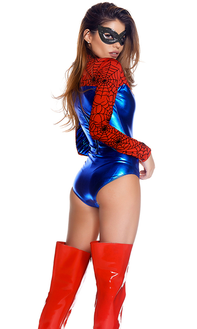 FP--555156, Web Girl Costume
