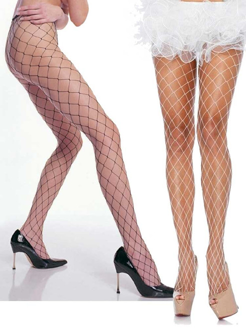 Fence Net PantyHose by Leg Avenue | LA-9905