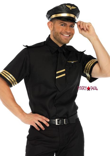 86685, Flight Captain