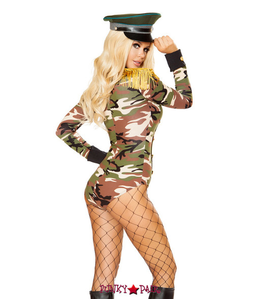 40ba175b8b5 Sexy Army Costume - Army Girl Costumes - Sexy Navy Costume