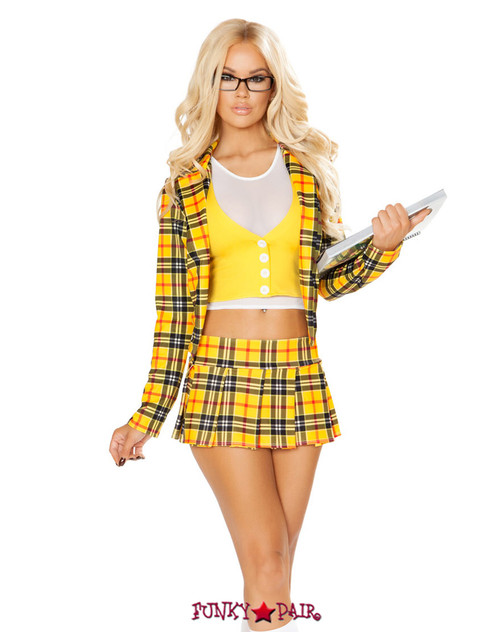 R-4830, School Girl Costume