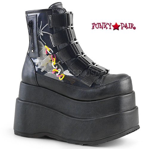 dbddb7545857 Gothic Boots - Creepers Shoes - Punk Boots