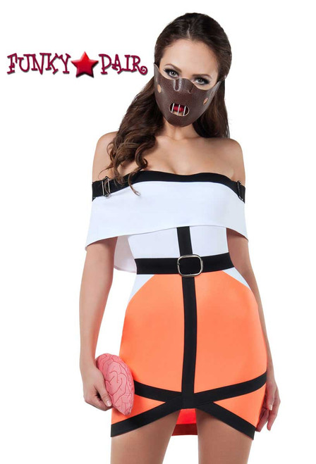 Starline Costume | S8010, Silent One Front View