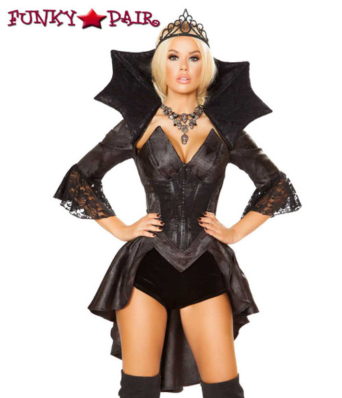 Queen Of Darkness Roma Costume   R-4785