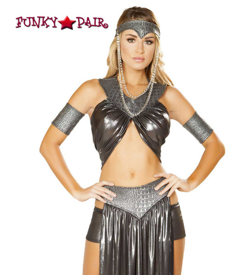 Roma Costume | R-4842, Dragon Princess front view