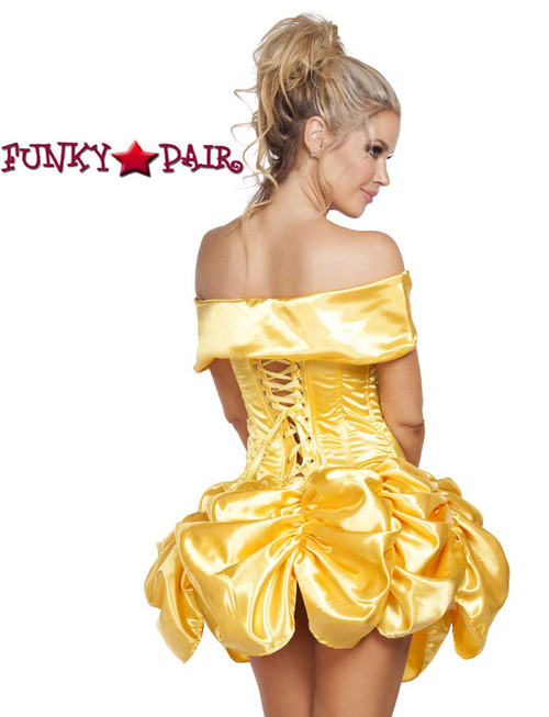 Roma Costume | R-4612, Foxy Fairytale Cutie back view