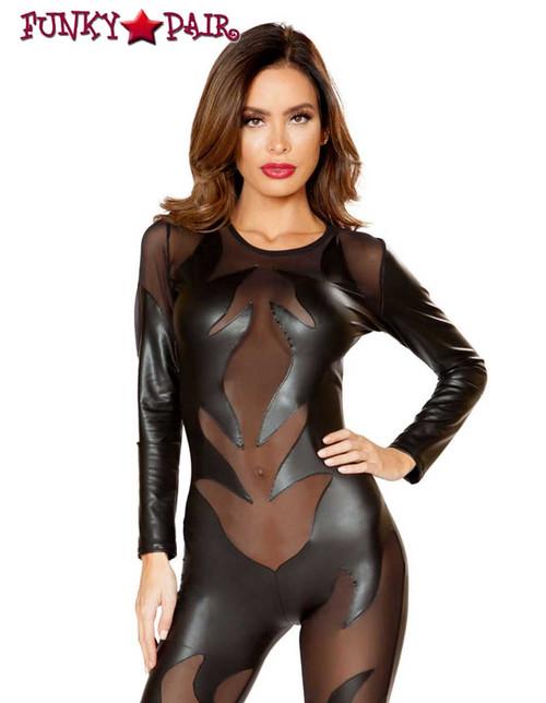 Women's Evil Devil Roma Costume | R-4812