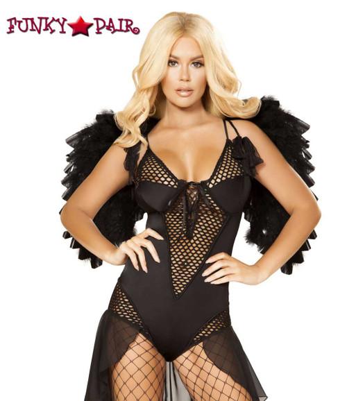 Angel of Darkness Romper Roma Costume   R-4868