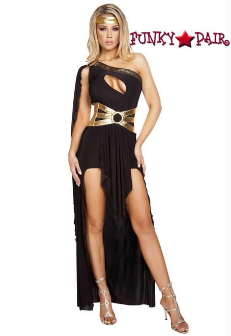 Roma Costume   R-4618, Gorgeous Goddess full front view