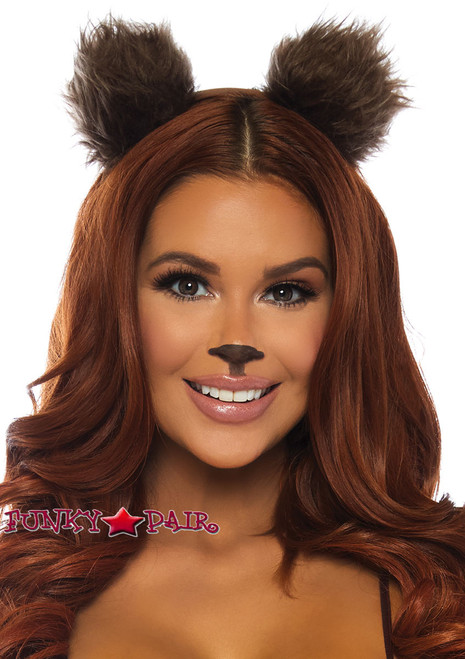 Bear Ear Costume Accessories | Leg Avenue LA-2841
