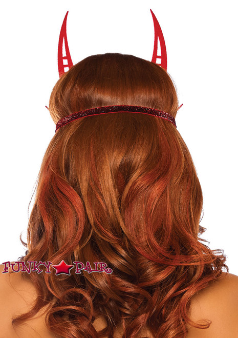 Glitter Devil Mask | Leg Avenue LA-2821