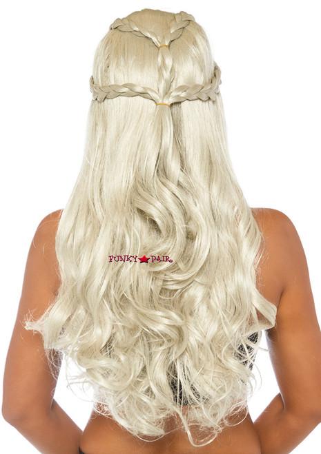 Braided Long Wavy Wig   Leg Avenue LA-2831