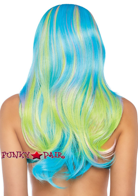 Leg Avenue   LA-2833, Mystic Hue Long Wig