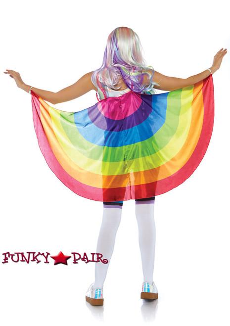Rave Rainbow Wings  Leg Avenue LA-2840