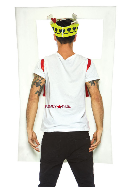 Card King Men Costume | Leg Avenue LA-86755