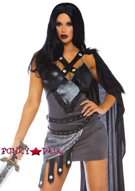 Throne Warrior Costume   Leg Avenue LA-86772