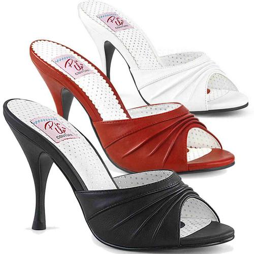 10e5e542f9b PIN UP SHOES - Cheap Pin Up Shoes - Bettie Page Shoes