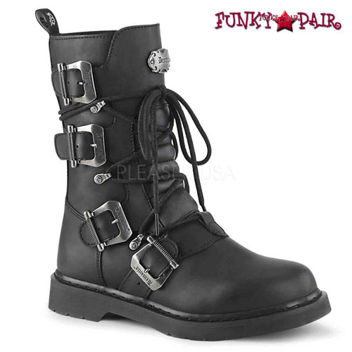 3310841aacd0 Men Demonia Boots - Men Alternative Boots - Men Gothic Boots