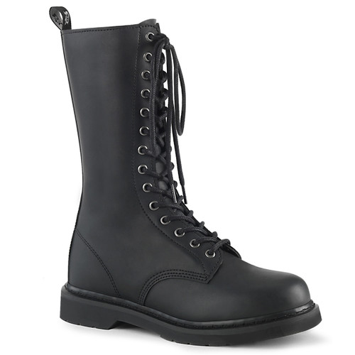 Men's Demonia | BOLT-300, Mid-Calf Lace up Combat Boots