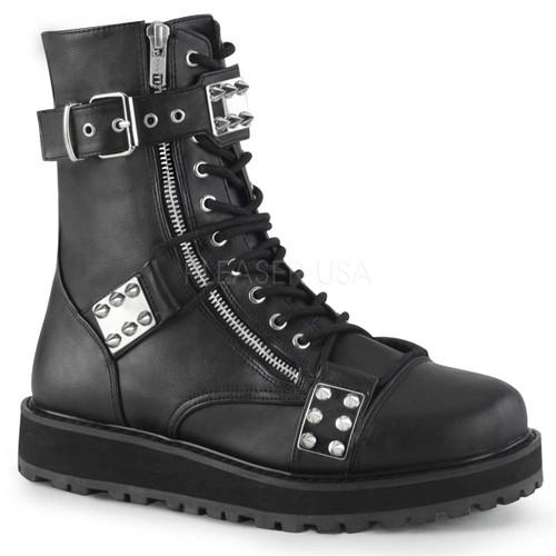 987e08ad312 Men Demonia Boots - Men Alternative Boots - Men Gothic Boots