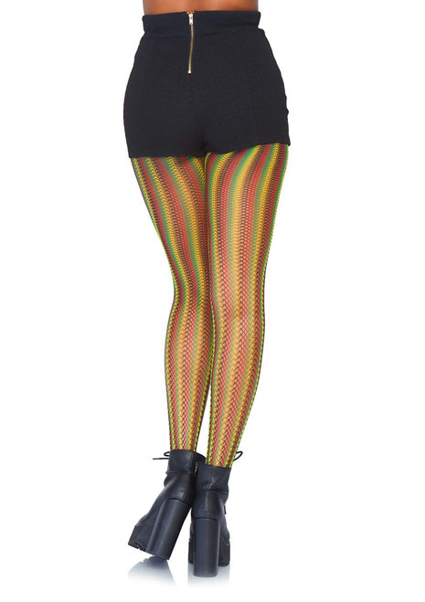 98e99486250 TIGHTS AND LEGGINGS - Opaque Footless Tights - Fishnet Tights