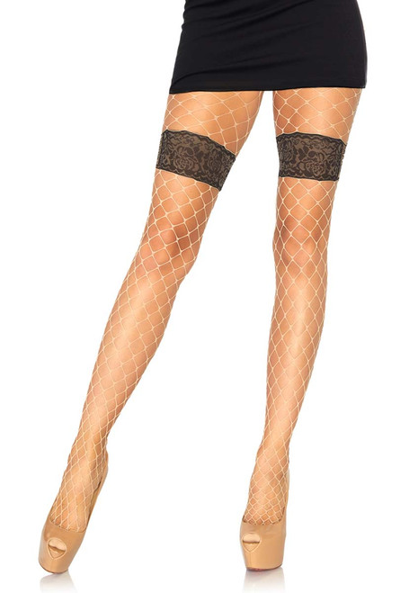 a51a6a3cdbd11 TIGHTS AND LEGGINGS - Opaque Footless Tights - Fishnet Tights