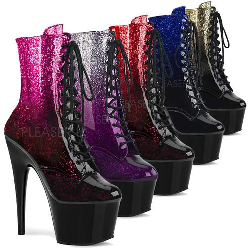 PLEASER SHOES - Pleaser Platform Shoes - Pleaser High Heels