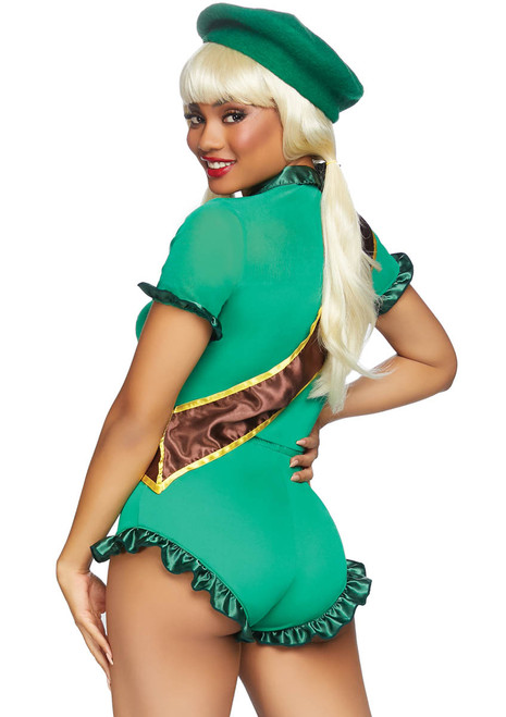 Women's Cookie Scout Costume by Leg Avenue LA-86853