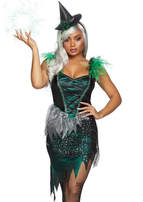 Leg Avenue | Wicked Witch Costume, LA-86816