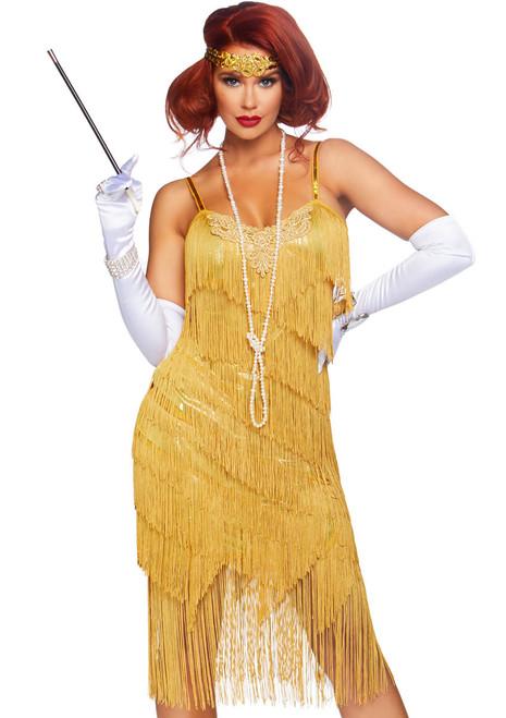 Show Girl Dazzling Daisy Costume by Leg Avenue LA-86863
