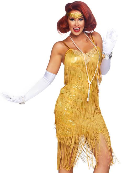 Leg Avenue LA-86863, Show Girl Dazzling Daisy Costume