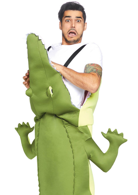 Man-Eating Alligator Costume by Leg Avenue LA-86878