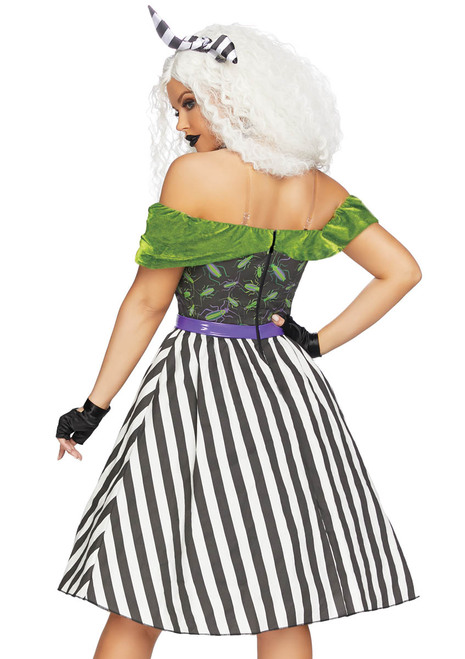 LA-86860, Women's Beetle Beauty Costume by Leg Avenue