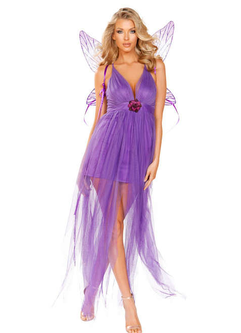 Lilac Fairy Costume | Roma R-4938, Full View