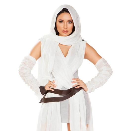 Roma   R-4901, Sexy Human Scavenger Costume