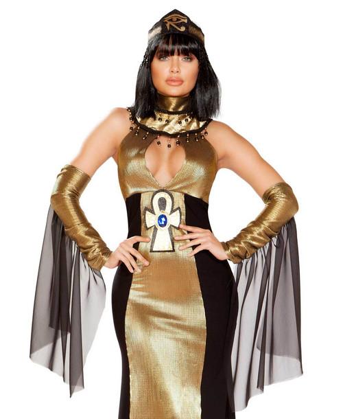 Roma | R-4930, Women's Ruler of Egypt Costume