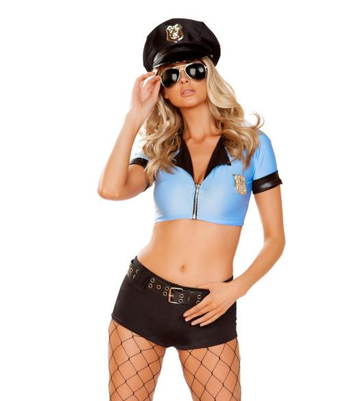 R-4925, Sassy Police Babe Costume