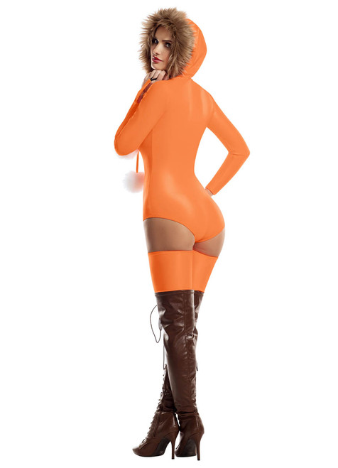 McKenna Romper Costume by Starline | S8035, Full Back View