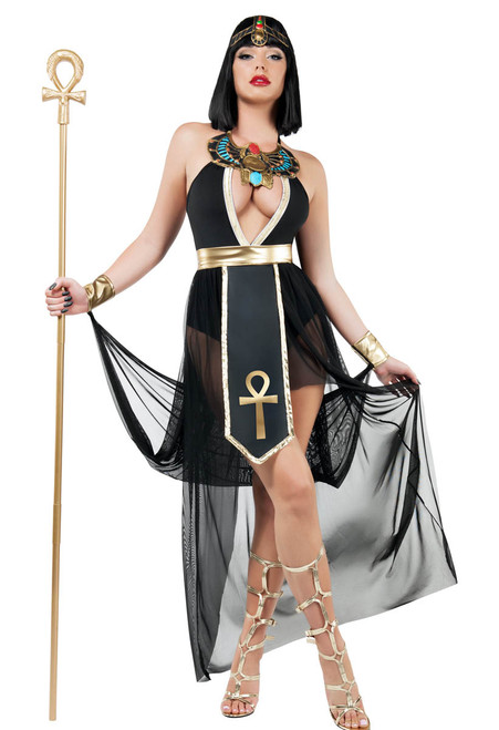 Starline Costume S9025, Egyption Queen Costumes Full View