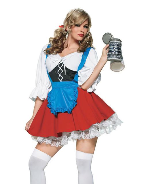 Import Beer Girl Costume