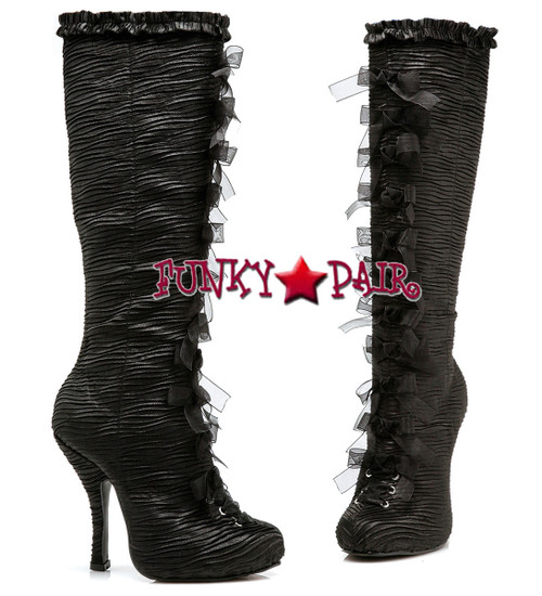 423-Tabatha, 423-Tabatha, Gothic Fairy Boot color Black