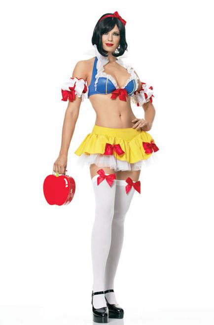 Snow Princess Sexy Costume