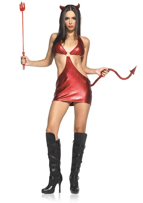Wicked Red Devil Costume (53068)