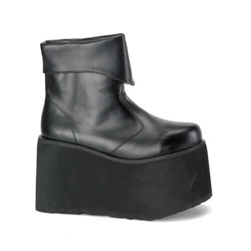 MONSTER-02, 5 Inch Men Platform Ankle Boot
