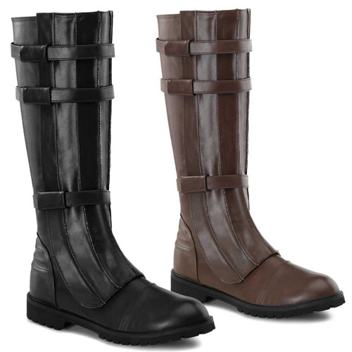 WALKER-130, Superhero Men's Knee Boot | Funtasma